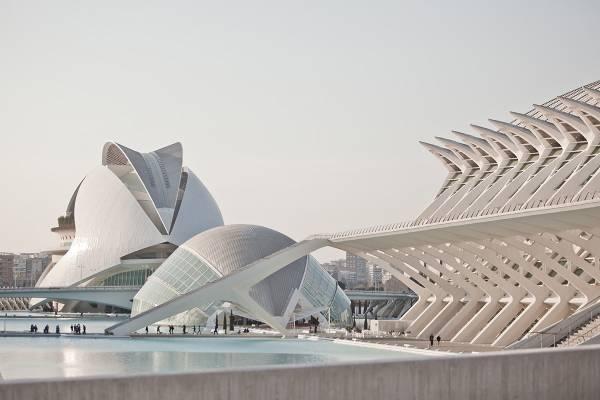 Valencia-modern
