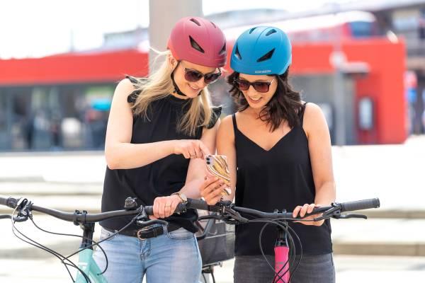 Fahrrad-Apps