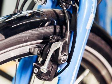 Vorne U Bremse Für Rennrad Fahrrad Metall Gummi Outdoor-sportarten Radfahren