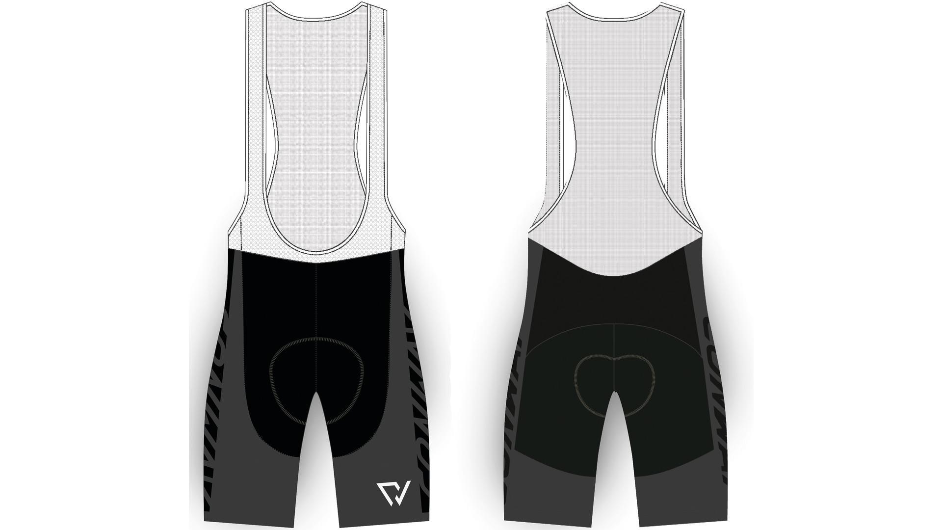 Conway Trägerhose Pro Bib Short