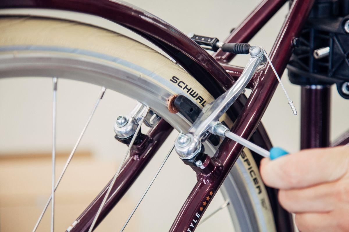 8 Stück Fahrrad Bremsen Bremsschuhe für das Fahrrad Brake V-Bremse Bremsbeläge