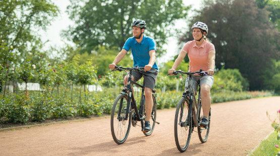 Trekking Fahrrad Und Crossbike Mein Fahrradhandler