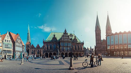 Bremen-Marktplatz