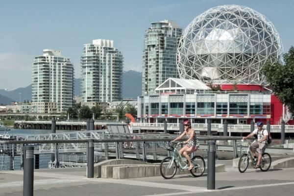 Radfahren-in-Vancouver